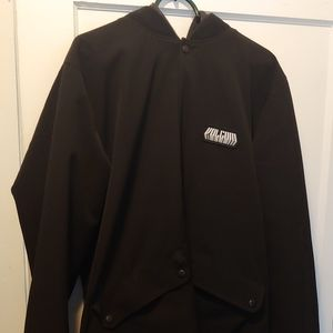 Insulated Volcom Team Riders jacket size XL